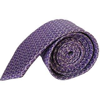 T-2 print mens tie