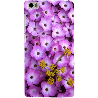 ifasho Pattern colorful flower Back Case Cover for Redmi Mi5