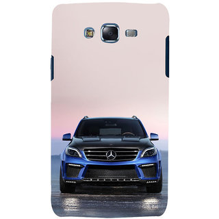 ifasho Amzing blue Car Back Case Cover for Samsung Galaxy J5