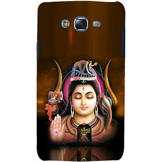 ifasho Lord siva Back Case Cover for Samsung Galaxy J7 (2016)