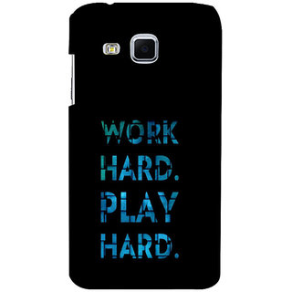 ifasho Carry On Quote Back Case Cover for Samsung Galaxy J3