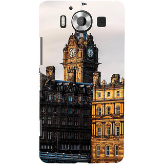 ifasho Historic Place of kolkata Back Case Cover for Nokia Lumia 950