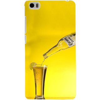 ifasho Beer Back Case Cover for Redmi Mi5