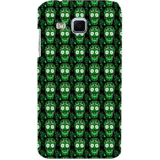 ifasho Modern  Design animated skeleton Pattern Back Case Cover for Samsung Galaxy J3