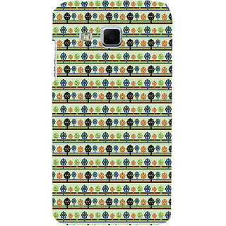 ifasho Animated Pattern colrful 3Dibal design with small 3Dees  Back Case Cover for Samsung Galaxy J3