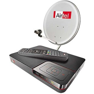 Airtel Hd Set Top Box With Recording