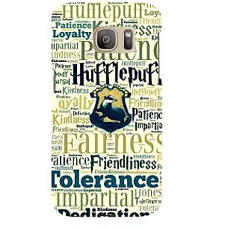 ifasho Motivatinal Quote Back Case Cover for Samsung Galaxy S7 Edge