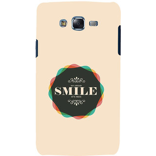ifasho Nice Quote On beautiful Back Case Cover for Samsung Galaxy J5