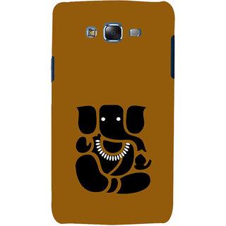 ifasho Modern Art Ganesh Back Case Cover for Samsung Galaxy J7 (2016)