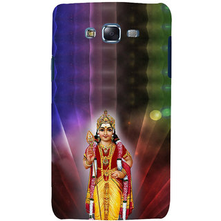 ifasho Lord Ayappa Back Case Cover for Samsung Galaxy J7 (2016)