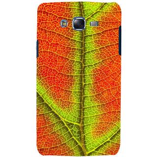 ifasho Leaf Back Case Cover for Samsung Galaxy J5