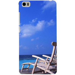 ifasho Beach  Back Case Cover for Redmi Mi5