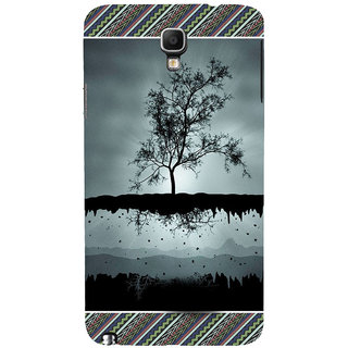 ifasho 3Dee on air animated beautiful Back Case Cover for Samsung Galaxy Note3 Neo