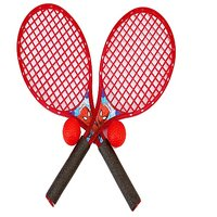 Marvel Spider Man Beach Tennis Racket Set-Big Size