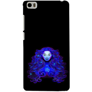 ifasho zodiac sign virgo Back Case Cover for Redmi Mi5