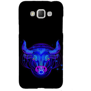 ifasho zodiac sign Taurus Back Case Cover for Samsung Galaxy Grand Max