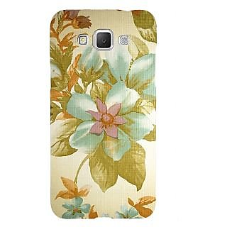 ifasho Animated Pattern colrful design flower with leaves Back Case Cover for Samsung Galaxy Grand Max