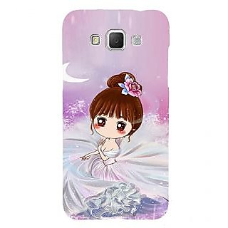 ifasho Princess Girl Back Case Cover for Samsung Galaxy Grand Max