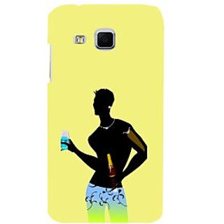 ifasho Designer boy Back Case Cover for Samsung Galaxy J3