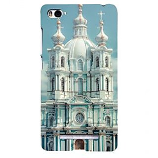 ifasho Historic Place Back Case Cover for Redmi Mi4i