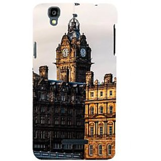ifasho Historic Place of kolkata Back Case Cover for YU Yurekha