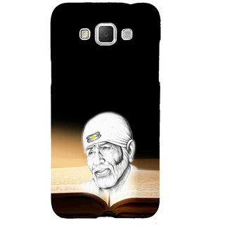 ifasho Sai baba Back Case Cover for Samsung Galaxy Grand Max