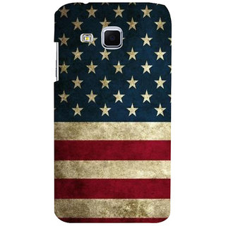 ifasho Coun3Dy Flag on wooden background Back Case Cover for Samsung Galaxy J3