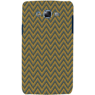 ifasho Animated Pattern of Chevron Arrows  Back Case Cover for Samsung Galaxy J7