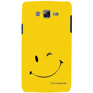 ifasho You are special Back Case Cover for Samsung Galaxy J7 (2016)