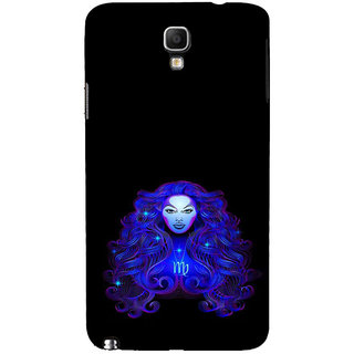 ifasho zodiac sign virgo Back Case Cover for Samsung Galaxy Note3 Neo