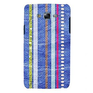 ifasho Animated Pattern colrful 3Dibal design Back Case Cover for Samsung Galaxy J7 (2016)