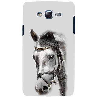 ifasho Designed Painting Horse Back Case Cover for Samsung Galaxy J5