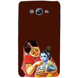 ifasho Yasoda krishna Back Case Cover for Samsung Galaxy J5