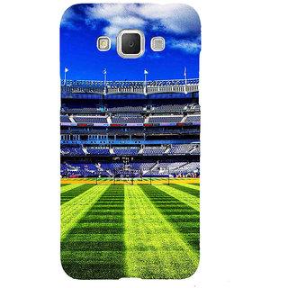 ifasho Football stadium field Baseball field Back Case Cover for Samsung Galaxy Grand Max