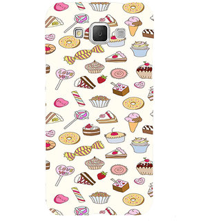 ifasho Animated food pattern Back Case Cover for Samsung Galaxy Grand3
