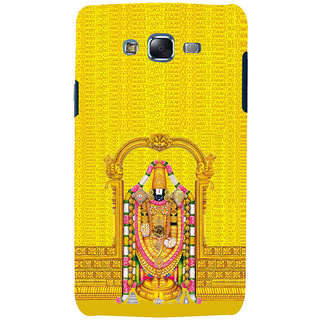 ifasho Tirupati Balaji Back Case Cover for Samsung Galaxy J5