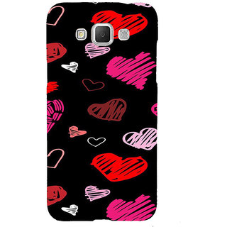 ifasho Animated Pattern With Love Back Case Cover for Samsung Galaxy Grand3