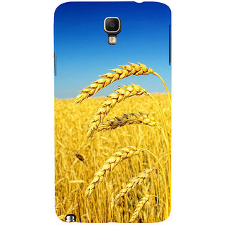 ifasho Rice grown in rice field Back Case Cover for Samsung Galaxy Note3 Neo