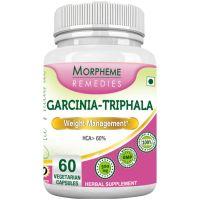 Morpheme Garcinia Triphala - 500mg Extract 60 Veg Caps