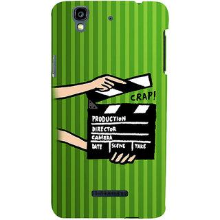ifasho movie shoots action Back Case Cover for YU Yurekha