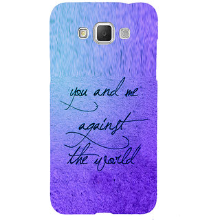 ifasho Love Quotes for love Back Case Cover for Samsung Galaxy Grand3