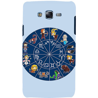 ifasho zodiac sign ALL Back Case Cover for Samsung Galaxy J7 (2016)