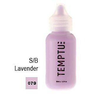 TEMPTU PRO S/B Airbrush Makeup 1 Ounce Bottle of Lavender Color (#079)