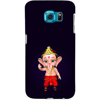 ifasho Modern Art Ganesh Back Case Cover for Samsung Galaxy S6