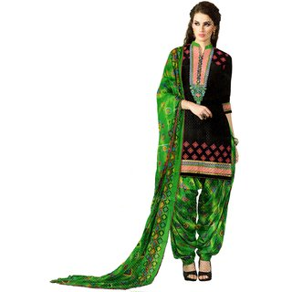 MAHATI soft cotton unstitched salwar suits