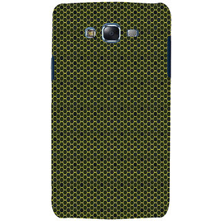 ifasho Modern Art Design Pattern honey Bee case style Back Case Cover for Samsung Galaxy J7 (2016)