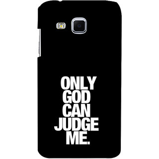 ifasho quotes on god Back Case Cover for Samsung Galaxy J3