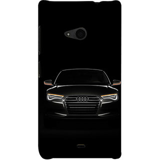 ifasho Superb Cars Back Case Cover for Nokia Lumia 535