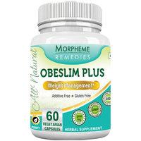Morpheme Obeslim Plus 500mg Extract 60 Veg Caps