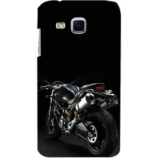 ifasho Sports Bike  Back Case Cover for Samsung Galaxy J3
